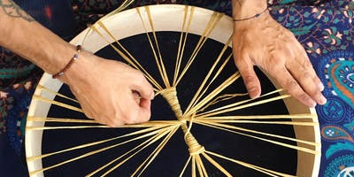 1 Day Drum Making Workshop with Movement, Breathing and Meditation to Create Clarity, Focus and Connection