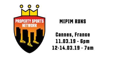 MIPIM 2019 Property Sports Network Runs