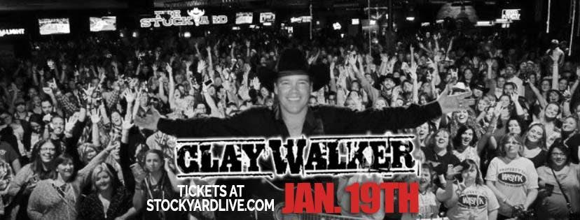 Clay Walker Live in Concert