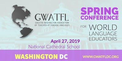 GWATFL Spring Conference for World Language Educators 2019