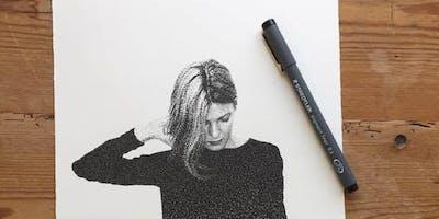 Fundamentals of Drawing, 6 weeks; Fridays 02/22/19-03/29/19, 6:30pm-8:30pm