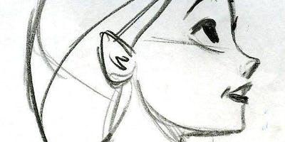 Intro to Illustration (13+), 8 weeks; Saturdays 02/02/19-03/23/19, 11am-1pm