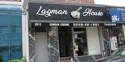 Lagman House - First Restaurant to Feature Dungan Cuisine in America