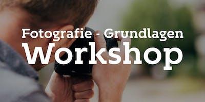 Fotografie Grundlagen Workshop