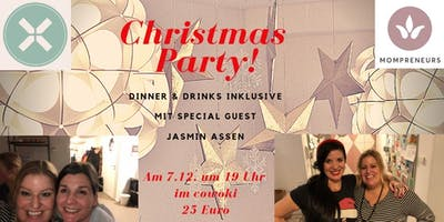 Christmas Party am 7. Dezember 2018