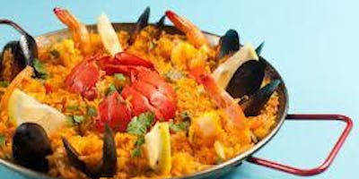 Paella & Sangrias - Hands-On Cooking Class