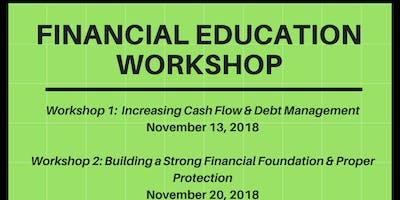 Financial Education Workshop (November-December)