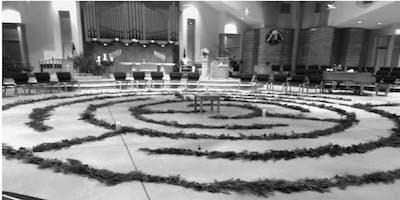 Candlelight Advent Labyrinth