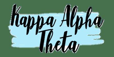 Topeka- Kappa Alpha Theta Founders Day