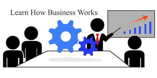 Business Basics--Business is a Team Effort