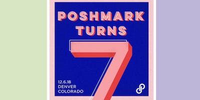 Denver Poshmark 7th Birthday Party