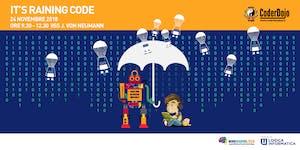 It's Raining Code - CoderDojo Roma SPQR