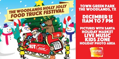 Holly Jolly Christmas Food Truck Festival