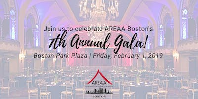 AREAA Boston's 7th Annual Gala