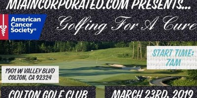 MIAincorporated.com Presents: Golfing For A Cure