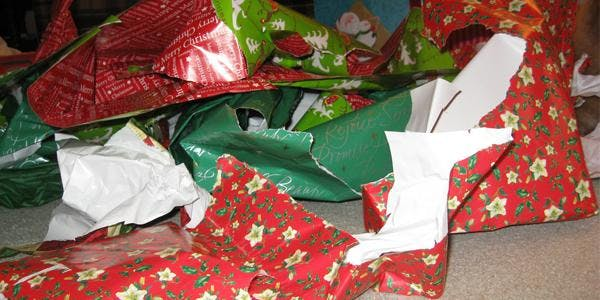 Towards a waste free Christmas