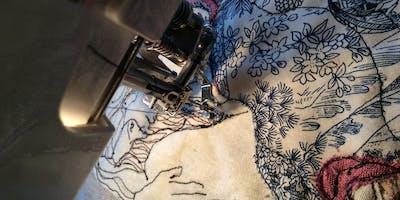 Thread Drawing Workshop