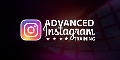 Advanced Instagram Training Session