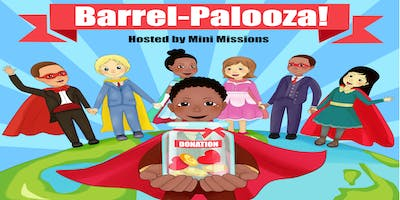 1st Annual Barrel-Palooza Gala!! Hosted By MINI MISSIONS