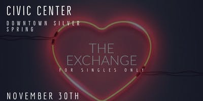 The Exchange: A Cocktail Hour + Discussion Single for Singles