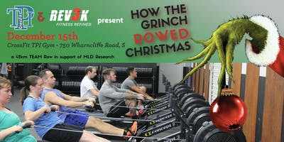 How the Grinch ROWED Christmas