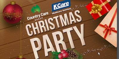 CCG & KCare X-mas Party