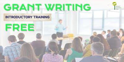 Free Grant Writing Intro Training - Ann Arbor, Michigan