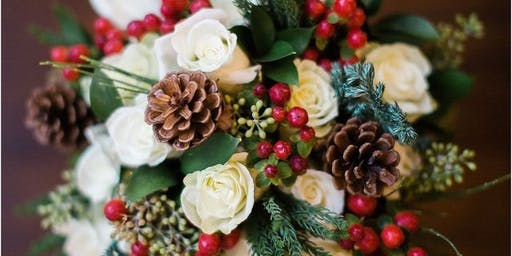 Create Your Holiday Centerpiece Workshop
