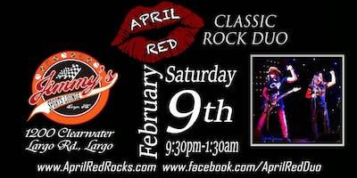 April Red ROCKS Jimmy\