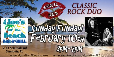 April Red Rockin\