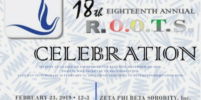 18th Annual R.O.O.T.S Celebration