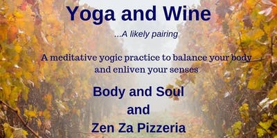 Yoga & Wine Event