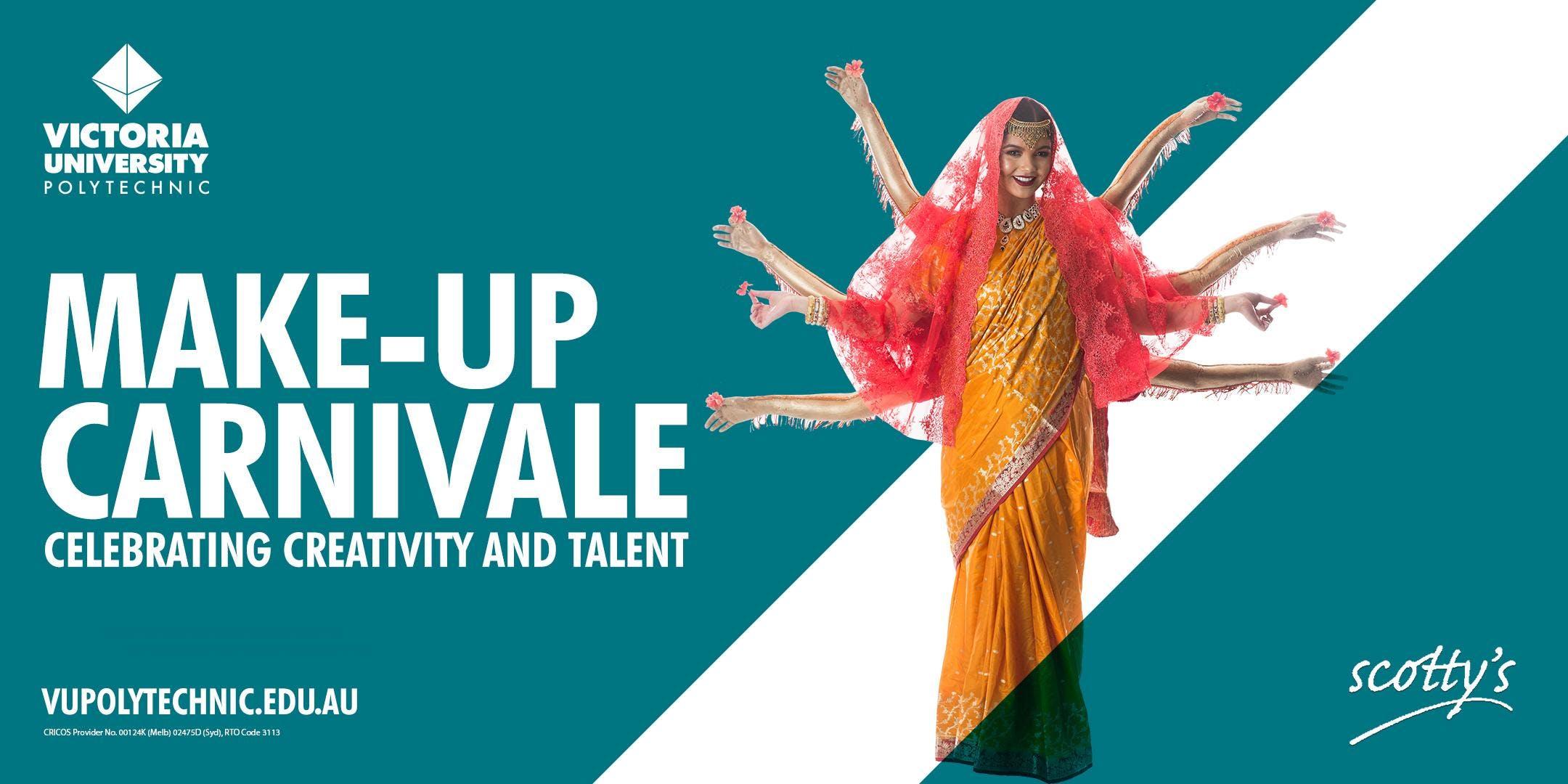 Victoria University Polytechnic Makeup Carnivale