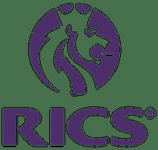 RICS Royal Institution of Chartered Surveyors logo