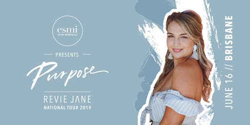 Purpose with Revie Jane - Brisbane