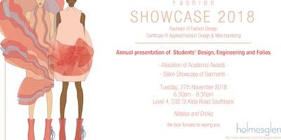 Holmesglen Fashion Graduate Showcase 2018