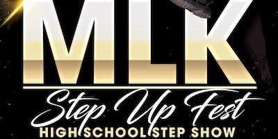 Killeen MLK Step Up Fest 2019 High School Step Show