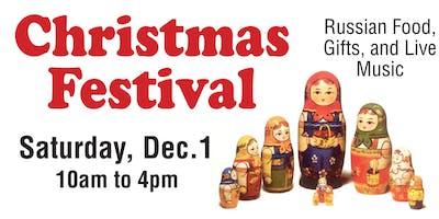 2018 Russian Christmas Festival