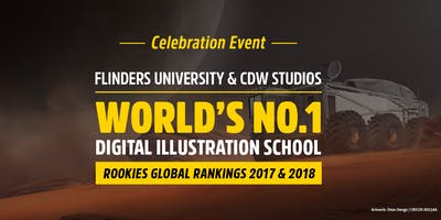 Visual Effects and Entertainment Design 2018 Showcase | Flinders University and CDW Studios