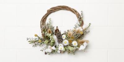 Christmas Native Wreath Workshop 1pm 16/12/18