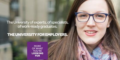 University of Manchester Recruitment Drop-In