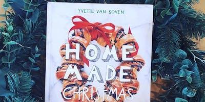 Book Launch Yvette van Boven : Home Made Christmas