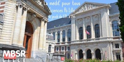 MBSR-Lille : La Médit\
