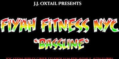 Fiyah Fitness NYC *J.J. Oxtail*