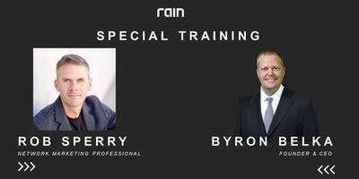 Nieuwegein, Netherlands - Special Training with Rob Sperry and Byron Belka