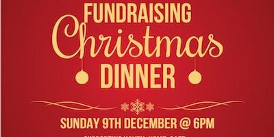 FUNDRAISING CHRISTMAS DINNER
