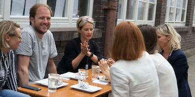 Design Thinking Masters Lunch am 28. August 2019 in Karlsruhe