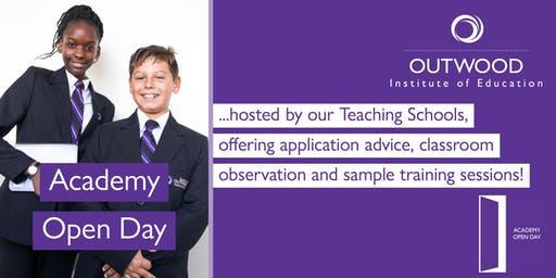 School Direct - Academy Open Day