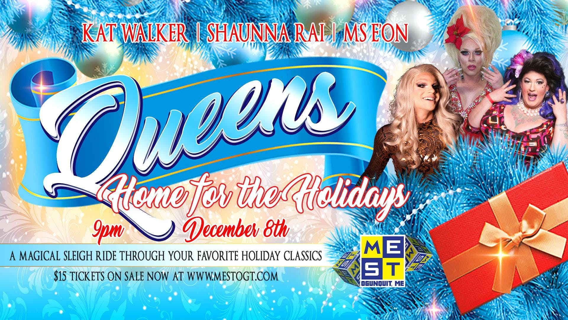 Queens, Home for the Holidays - 8 DEC 2018