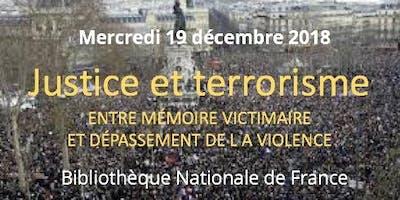 Justice et terrorisme. Entre mémoire victimaire e